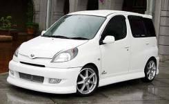 Обвес кузова аэродинамический. Toyota Sports Toyota Funcargo