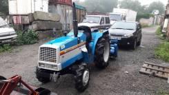 Mitsubishi. Продам трактор Yanmar FX285D 4WD без пробега по Р. Ф. 2005г. Торг!