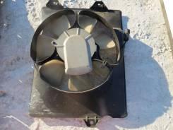 Вентилятор охлаждения радиатора. Toyota Ipsum, SXM10, SXM10G