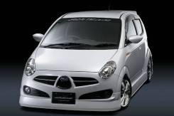 Обвес кузова аэродинамический. Subaru R2