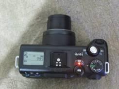 Canon PowerShot G5. 5 - 5.9 Мп, зум: 14х и более