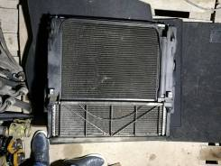 Радиатор охлаждения двигателя. BMW X5, E53 Двигатель M62B44T