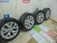 Продам колёса. 7.0x18 5x114.30 ET40 ЦО 66,1мм.