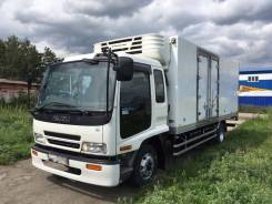 Isuzu Forward. Исузу Форвард 2003г. в. Рефка -30гр. 5 тон. 1 Хозяин!, 7 800 куб. см., 5 000 кг.