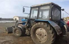 Палессе GS12. Трактор «Беларус»-82.1 с погрузчиком ПФ-1 Год выпуска 2013 В Хакасии. Под заказ