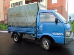 Mazda Bongo. Мазда Бонго 4wd, 2 200куб. см., 1 250кг., 4x4