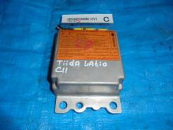 Блок управления airbag NISSAN TIIDA LATIO