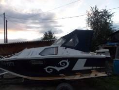Продам Лодку-Катер. Год: 2012 год, длина 6,00м., двигатель подвесной, 60,00л.с., бензин