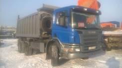 Scania. Продается самосвал скания 6/4 2008 года рабочее состояние, 380 куб. см., 25 000 кг.