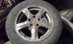 Комплект колес на зимней резине. 6.5x16 5x114.30 ET55