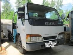 Isuzu Elf. Продаётся грузовик Isuzu ELF, 4 300 куб. см., 3 500 кг.
