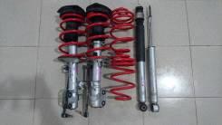Амортизатор. Nissan March, K13, NK13 Двигатель HR12DE