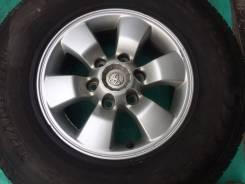Toyota. 7.0x16, 6x139.70, ET30, ЦО 106,0мм.