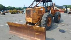 Iwafuji. Японский трелевочный трактор ( скидр ) T-40. ПСМ есть., 6 898 кг., 4 900,00кг.