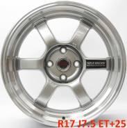 RAYS VOLK RACING TE37 SL. 7.5x17, 4x100.00, ET25, ЦО 73,1мм.