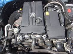 Двигатель в сборе. Mercedes-Benz C-Class, W204