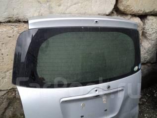 Дверь багажника. Toyota Ractis, NCP100, SCP100, NCP105