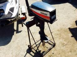 Yamaha. 7,00л.с., 2-тактный, бензиновый, нога S (381 мм), Год: 1997 год