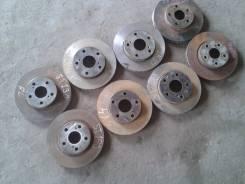 Диск тормозной. Toyota Ipsum, SXM10, SXM10G Toyota Corona, ST190 Toyota Vista, SV40