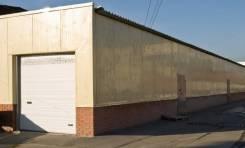 На охраняемой территории сдается помещение в аренду. 280 кв.м., улица Днепровская 29, р-н БАМ. Дом снаружи