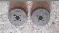 Барабан тормозной. Toyota Vitz, KSP90, SCP90