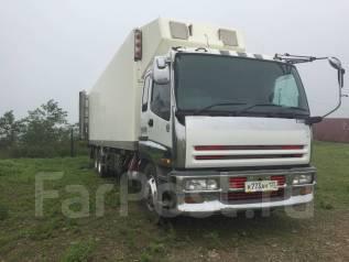 Isuzu Giga. Продаётся рефка с ПТС (обмен на легковое авто), 19 001 куб. см., 22 870 кг.