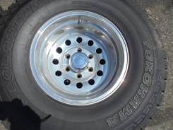 Mickey Thompson. 10.0x15, 6x139.70, ET-50, ЦО 110,1 мм.