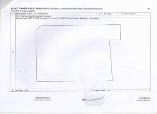 """Продается земельный участок в районе магазина """"Артем"""". 550 кв.м., аренда, от частного лица (собственник). Схема участка"""
