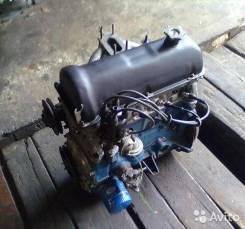 Двигатель в сборе. Лада 4x4 2121 Нива Лада 2107, 2107