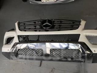 Бампер. Mercedes-Benz M-Class, W166