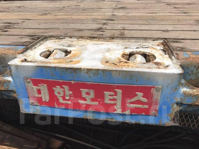 Korea Trailer. Продам контейнеровоз-площадка, 30 000кг.