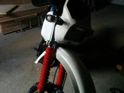 Yamaha XT 250. 250 куб. см., исправен, без птс, с пробегом