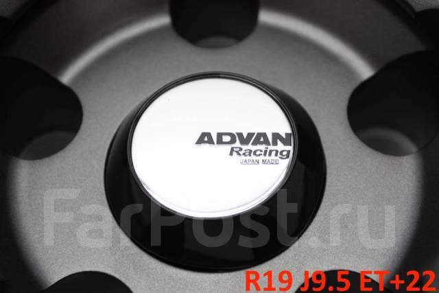 """Advan. 9.5x19"""", 5x114.30, ET22, ЦО 73,1мм."""