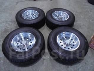 Продам комплект колес. 7.0x15 6x139.70 ET-10 ЦО 110,0мм.