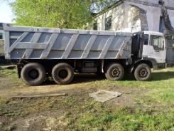 Kia Granto. Родается самосвал kia cranto, 11 000 куб. см., 25 000 кг.
