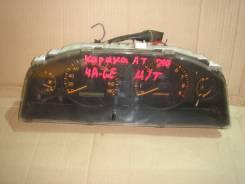 Спидометр Toyota Carina AT210 4AGE под МКПП