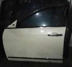 Дверь Nissan Bluebird Sylphy G11 передняя левая
