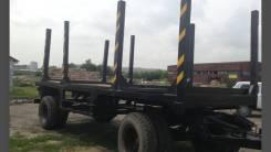 Камаз ГКБ 8350. Продаётся прицеп ГКБ лесовоз сортиментовоз, 10 000 кг.