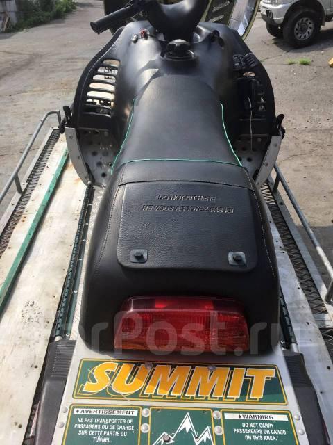 BRP Ski-Doo Summit 700. исправен, без птс, без пробега