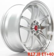 Work Emotion CR-KAI. 8.0x17, 4x100.00, 4x114.30, ET40, ЦО 73,1 мм.