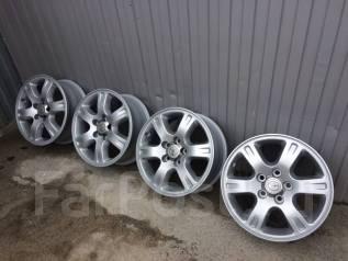 Toyota. 6.5x16, 5x114.30, ET35, ЦО 60,0мм.