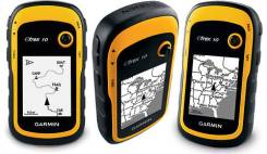 GPS/Глонасс навигатор Garmin Etrex 10