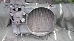 Радиатор охлаждения двигателя. Toyota Lite Ace Noah, CR40, CR50, CR40G, CR50G