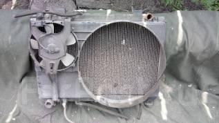 Радиатор охлаждения двигателя. Toyota Lite Ace Noah, CR40, CR50G, CR40G, CR50