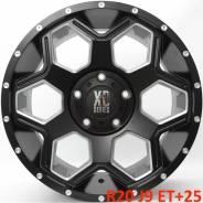 XD Series. 9.0x20, 5x150.00, ET25, ЦО 110,1мм.