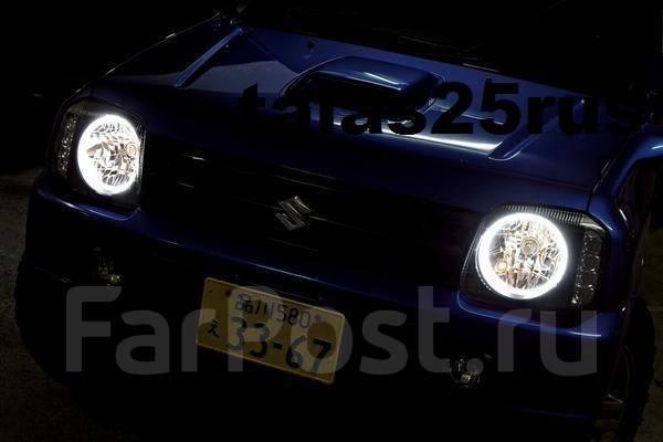 Фара. Suzuki Jimny, JB23W, JB31W, JB32W, JB33W, JB43, JB43W Suzuki Jimny Wide, JB33W, JB43W Suzuki Jimny Sierra, JB31W, JB32W, JB43W