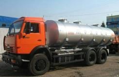 Доставка воды автоцистерной. услуги водовозки