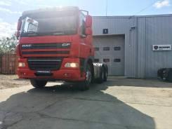 DAF CF 85. Продам седельный тягач .510 6x4, 2008 года в Томске, 12 902 куб. см., 25 000 кг.