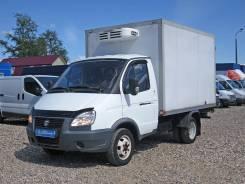 ГАЗ 3302. - рефрижератор, 2 900 куб. см., 1 500 кг.