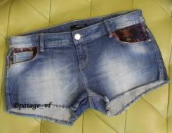 Шорты джинсовые. 40-48